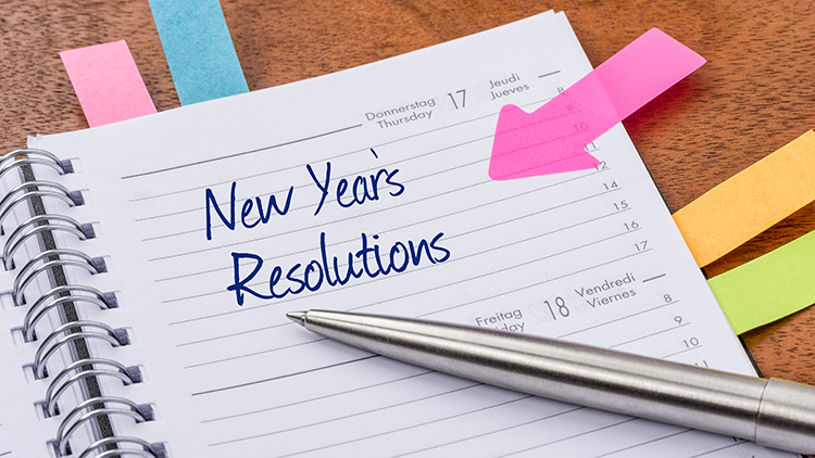 Keeping Your New Year's Financial Resolutions